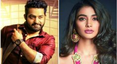 Pooja Hegde is in NTR, Trivikram Movie