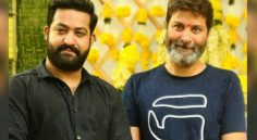 NTR, Trivikram Movie Starts With Heavy Action Sequences