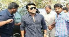 RamCharan New Look