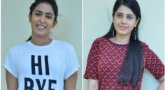 Kirrak Party Heroins Samyuktha Hegde – Simran Chit Chat