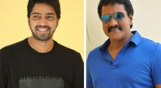 Allari Naresh turns producer again for Sunil ?