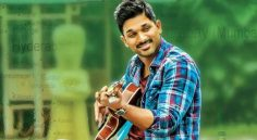 Allu Arjun's Na Peru Surya Movie Shooting Completed