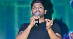 Allu Arjun Reveals His Role In Na Peru Surya