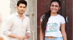 Shalini Pandey in Mahesh 25th Movie?