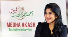 Megha Akash Interview
