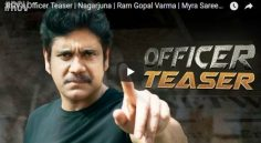 Nagarjuna 'Officer' Teaser Review