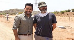 NTR Trivikram Movie Song Are Being Composed In Mumbai