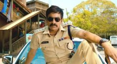 Ravi Teja To Play Cop In Theri Remake Directed By Santhosh Srinivas