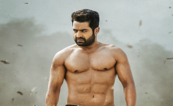 NTR 'Aravinda Sametha' Firstlook Released