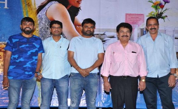 'Taramani' Movie PressMeet