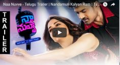 'NaaNuvve' Theatrical Trailer