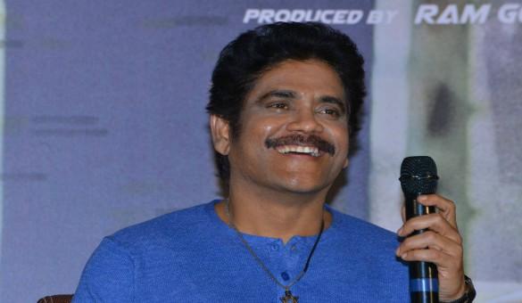 Nagarjuna Speaks About 'Officer' Movie