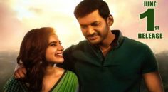 Vishal 'Abhimanyudu' To Release On June 1st