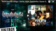 Vishal Abhimanyudu Juke Box Review