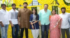 Rahul,Niharika Movie Launch