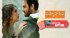 'Sammohanam' Movie Review