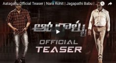'Aatagallu' Movie Teaser Review