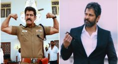Vikram Finishing two movies simultaneously