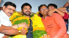 ChinnaBabu Success Tour @ Eluru ,Vijayawada