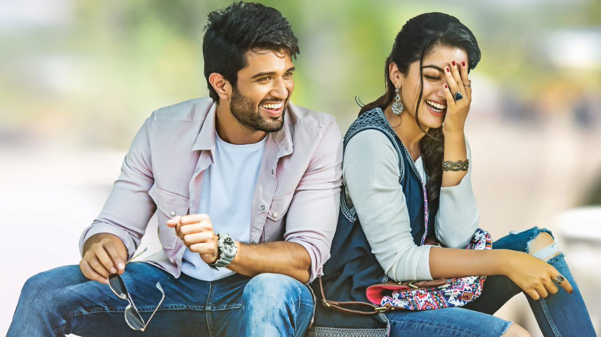 'Geetha Govindam' Movie Stills