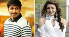 Gopichand to romance with Kajal…