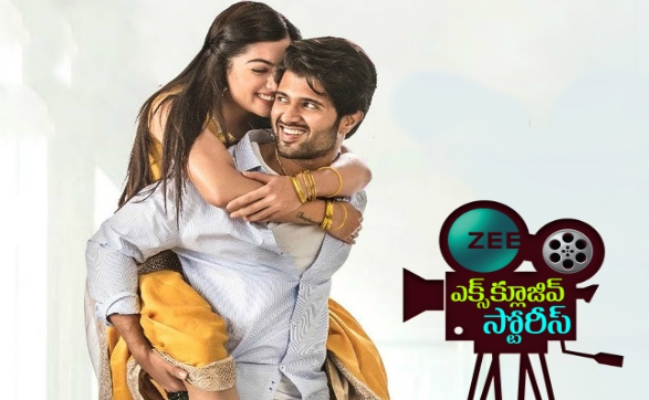 Exclusive : Vijay Deverakonda Turns as a Singer