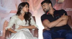 Saakshyam Movie success Meet