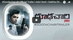Goodhachari Trailer Review