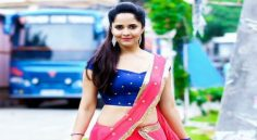 Anasuya in one more interesting Role