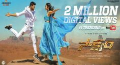 Bellamkonda 'Saakshyam' Trailer Crosses 2 Million Views In Social Media