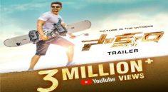 Bellamkonda Srinivas 'Saakshyam' Crosses 3 Million Views