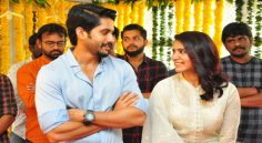 Akkineni Nagachaitanya, Samantha Movie Launched Today