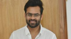 Sai Dharam Tej Leaving To U.S. For A New Makeover