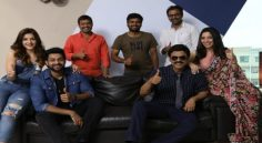 Venkatesh Varun Tej' Multistarrer Completes Its First Schedule