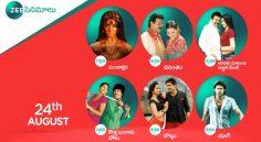 Zee Cinemalu – August 24