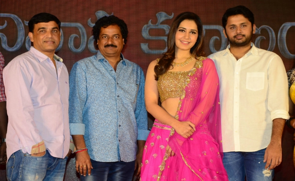 'Srinivasa Kalyanam' Media Meet