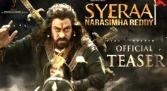 SyeRaa Teaser.. Exclusive Review