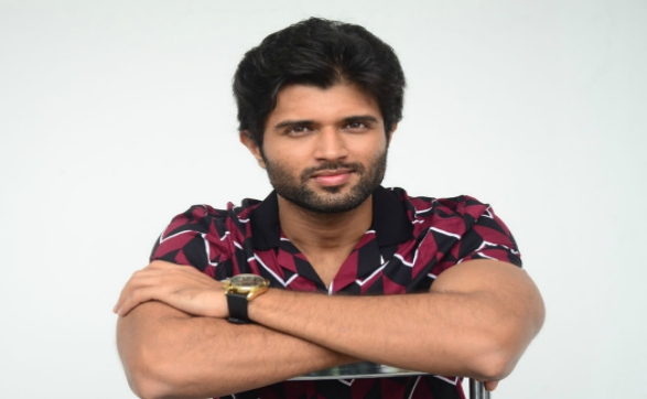 Vijay Deverakonda Stills