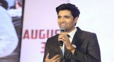 Adivi Sesh Emotional Speech In Goodachari Pre Release Event