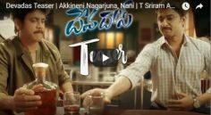 Nani, Nagarjuna's Devadas Teaser Review