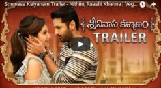Nithiin 'Srinivasa Kalyanam' Trailer Review