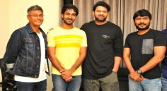 Prabhas appreciates 'Paper Boy' Trailer