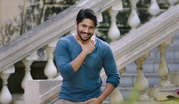 Naga Chaitanya 'Shailaja Reddy Alludu' Teaser Crosses 8 Lakh Views