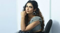Akanksha @ Devadas Movie Audio Launch