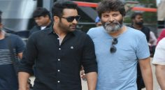 Heroine fix for NTR- Trivikram's Movie ?