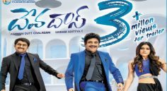 Devadas Trailer is an instant Hit