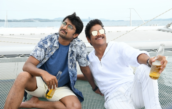 'Devadas' Movie Stills