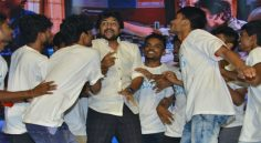 Nani Performance @ Devadas Audio Launch