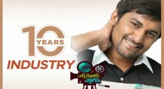 Nani Completes 10 Years in Tollywood
