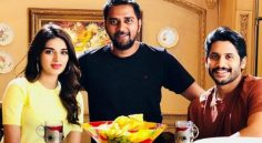 'SavyaSachi' Movie stills